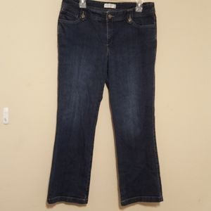 Women's Size 12P Christopher&Banks Petite Jeans